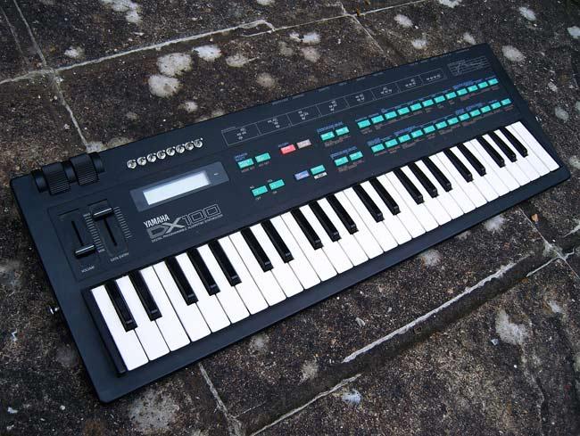 Circuit Bending Yamaha Keyboards