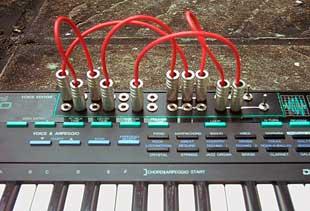 Circuitbenders -Yamaha VSS30 / VSS200 modifications