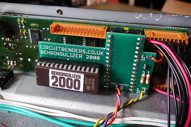 behringulizer 2000 PCB