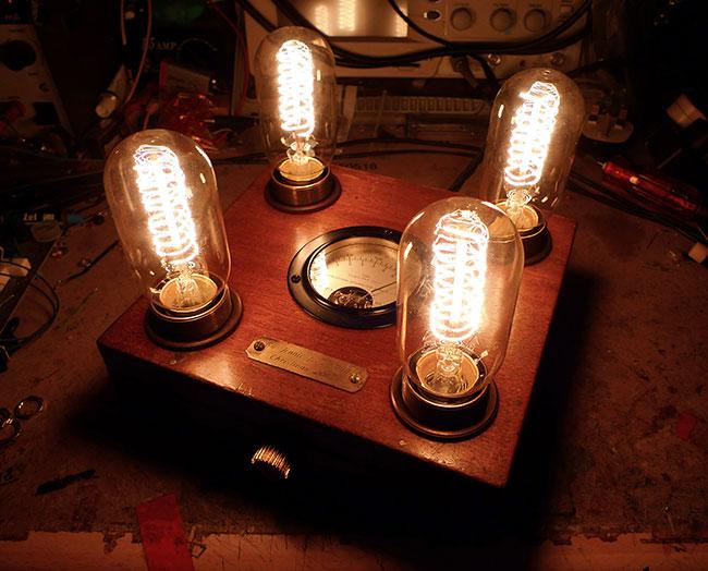 ste&unk l& & Circuitbenders - Steampunk Lamp