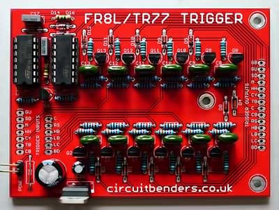TR77 / FR8L trigger interface board